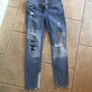 Joes jeans-the icon mid rise skinny ankle